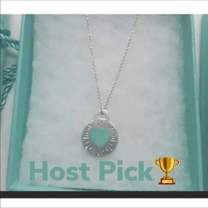 SALE SAT&SUN ONLY💯Auth Tiffany & Co Necklace